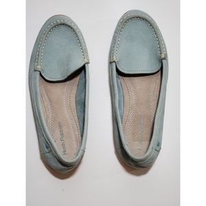 Hush Puppies | Light blue loafers